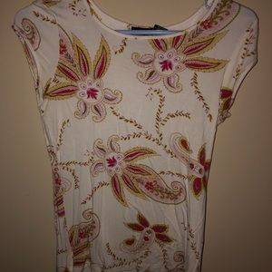 Floral Mossimo top